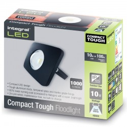 Compact-Tough Floodlight 10...