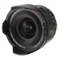 Voigtländer 15mm f/4,5...