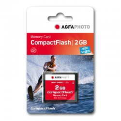 Agfa Compact flash 120 X 2GB