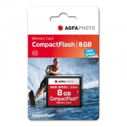 Agfa Compact Flash 120 X 8GB