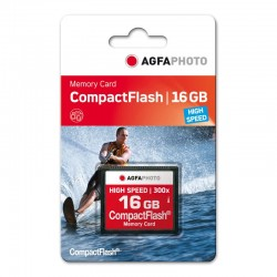 Agfa Compact flash120x 16GB