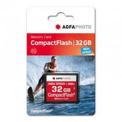 Agfa Compact flash 120 X 32GB