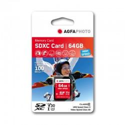 Agfa SDXC class10 64GB