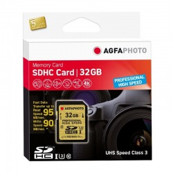 Agfa SDHC Card 32 GB...