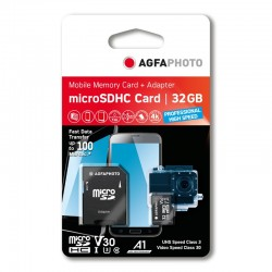 Agfa Micro SDHC class10 32GB