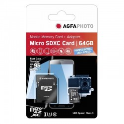 Agfa Micro SDXC class10 64GB