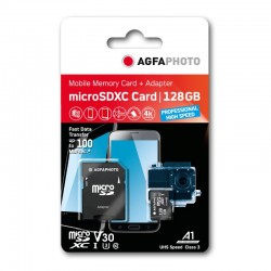Agfa Micro SDXC class10 128GB