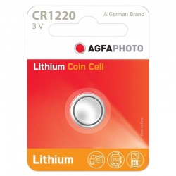 Agfa CR-1220 Knapcelle batteri