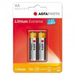Agfa Lithium extreme 2x AA