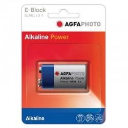 Agfa E-Block 9V alkaline...
