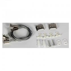 LED Linear suspension kit