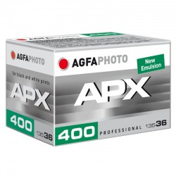 AGFA APX 400 professional...