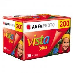 AGFA vista+ 200ASA 135-36