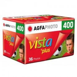 AGFA vista+ 400ASA 135-36